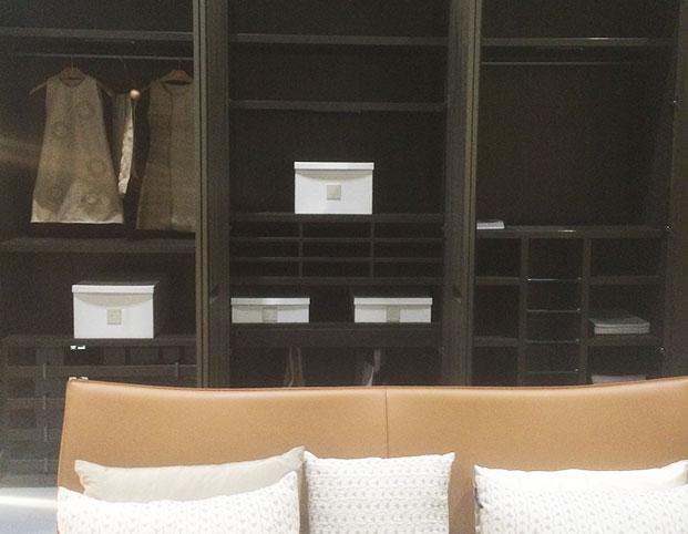 Ex-Display Wardrobe - 'Plain in Oak'