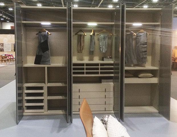 Ex-Display Wardrobe - 'Plain'