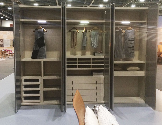 Ex-Display Wardrobe - 'Plain'